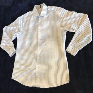 SOHO by Ben Sherman - Men's Tailored Dress Shirt